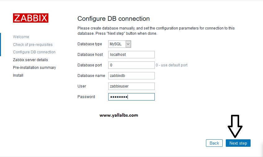 How To Install Zabbix on centos7 - 03
