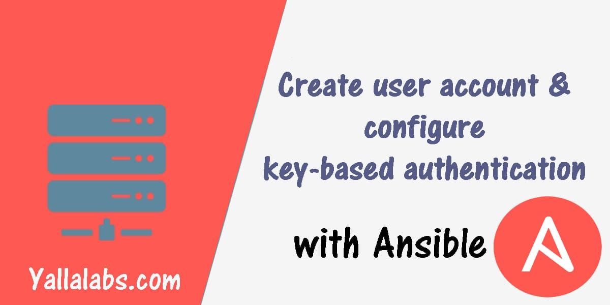 Create user account & configure key-based authentication