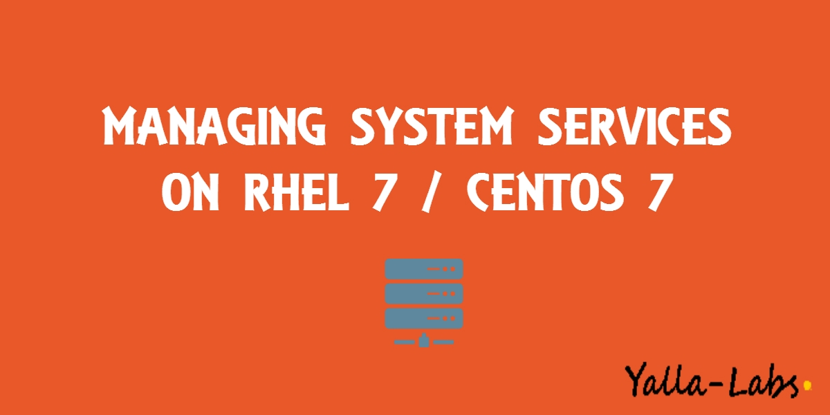 How To Install PostgreSQL 9 6 on CentOS 7 / RHEL 7 - YallaLabs