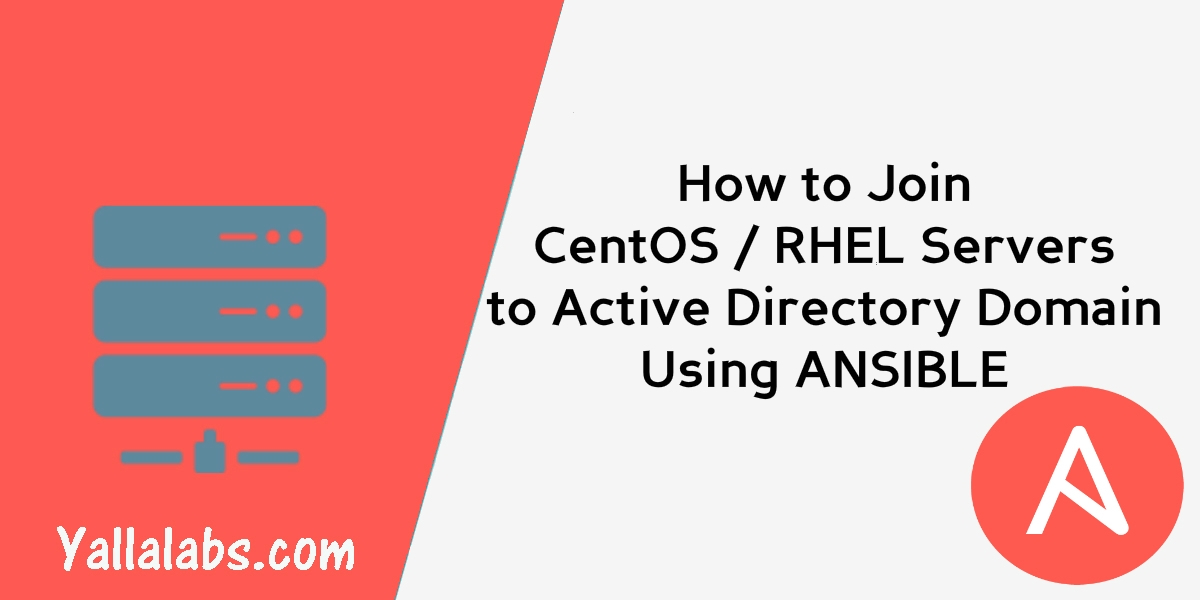 How to Join CentOS 7/ RHEL 7 Servers to Active Directory