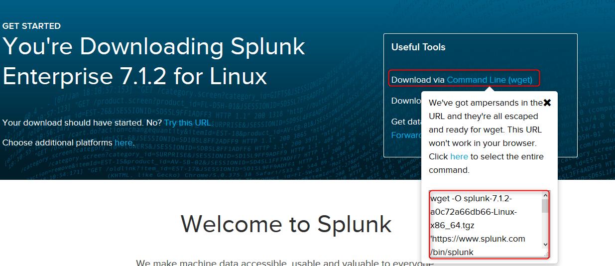 How to Install Splunk 7 on Ubuntu 18 04 LTS / Ubuntu 16 04 - YallaLabs