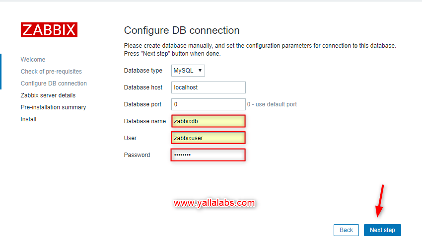 How to Install Zabbix Server 4.0 on CentOS 7