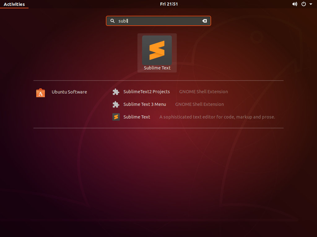 How to Install Sublime Text 3 on Ubuntu 18.04 lts