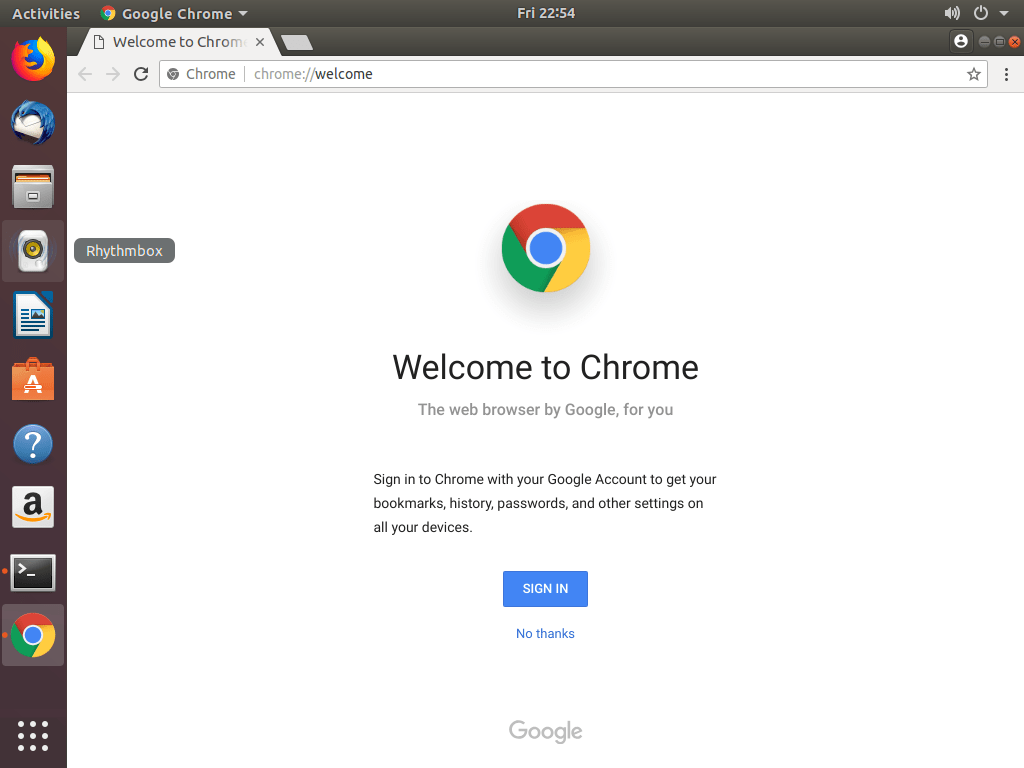 How to Install Google Chrome Web Browser on Ubuntu 18.04