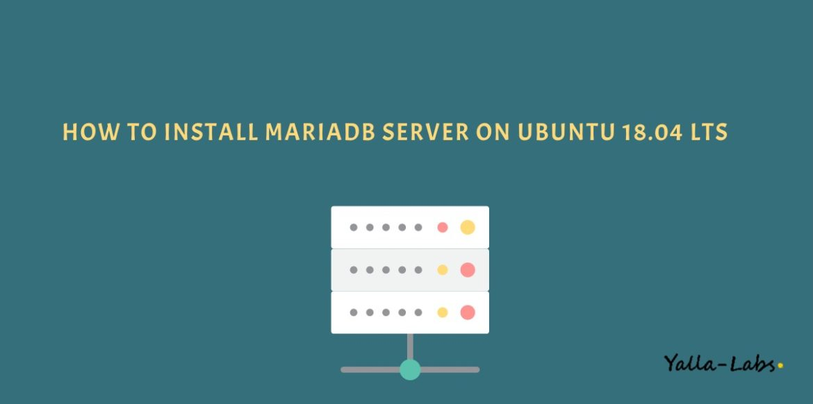 How To Install MariaDB 10 Server on Ubuntu 18.04 LTS