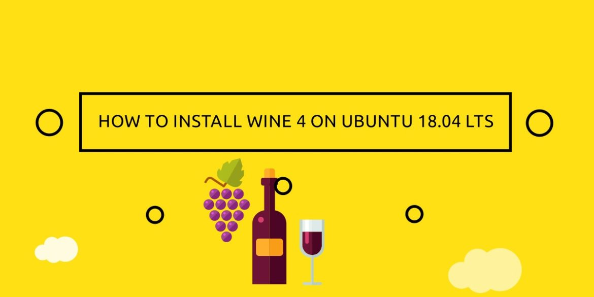How to install Wine 4 on Ubuntu 18.04 LTS