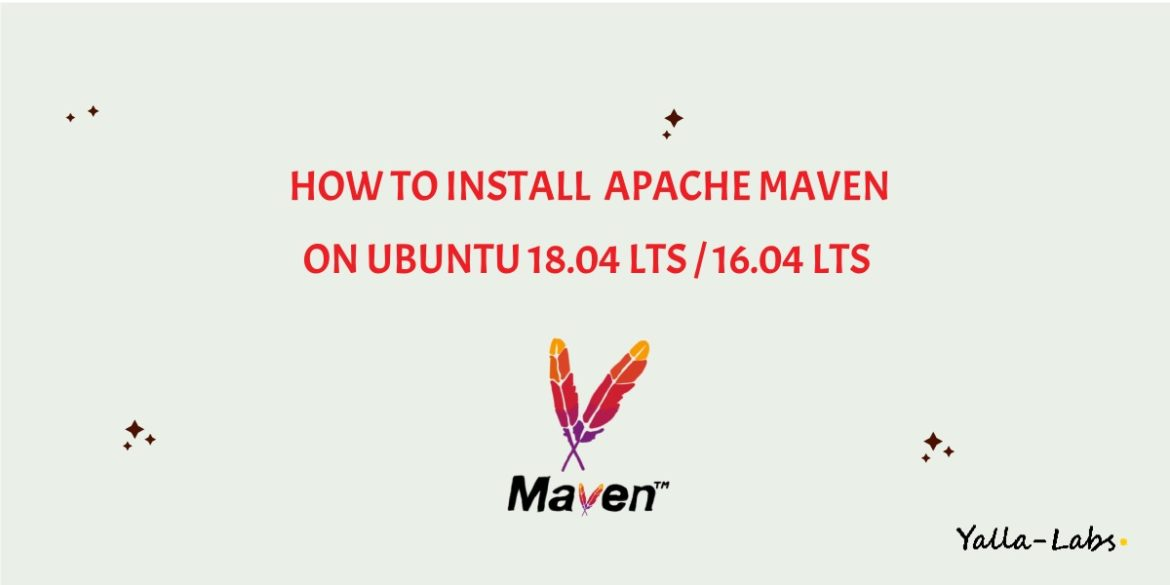 How to install Apache Maven on Ubuntu 18