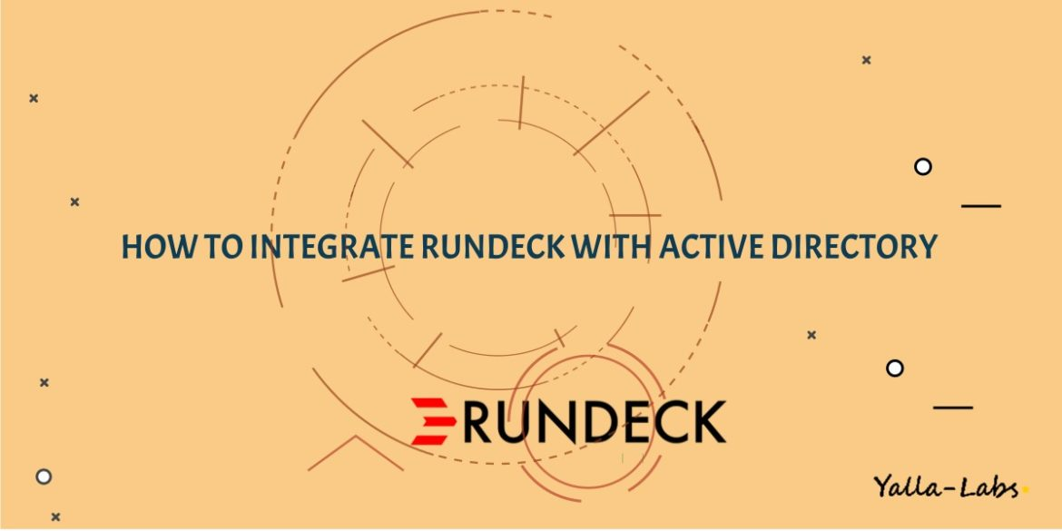 How To Integrate Rundeck With Active Directory Authentication