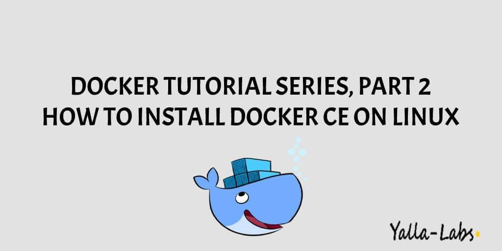 Docker tutorial series- how to install docker on centos_ubuntu