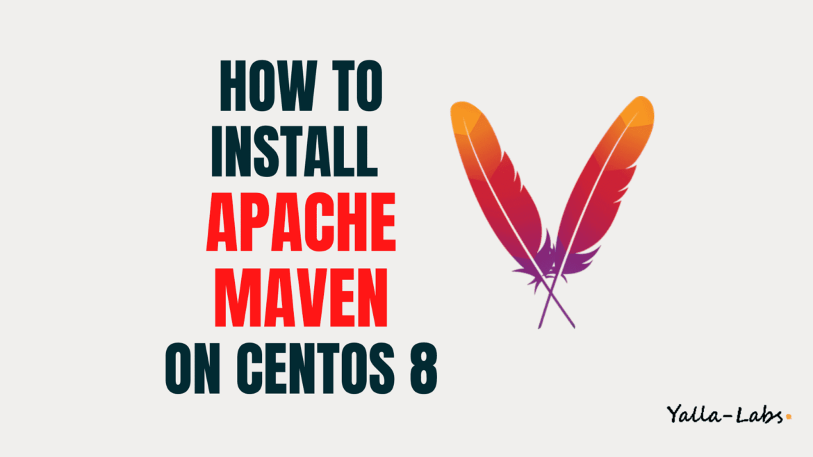How To Install Apache Maven on CentOS 8