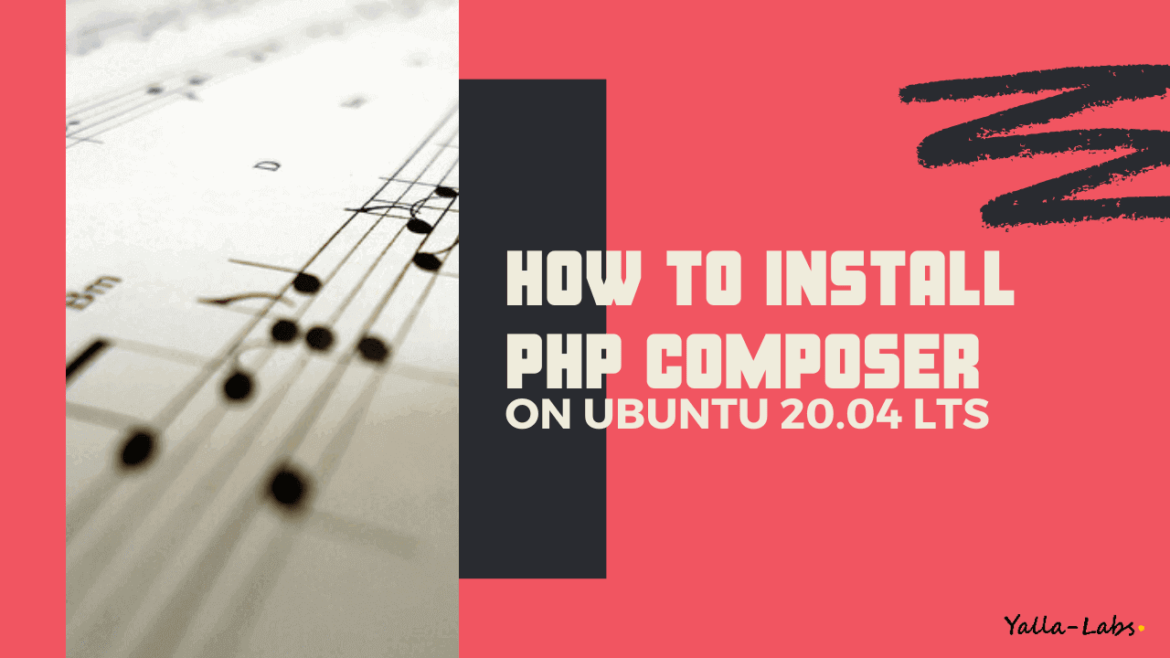 How to install PHP Composer on Ubuntu 20.04