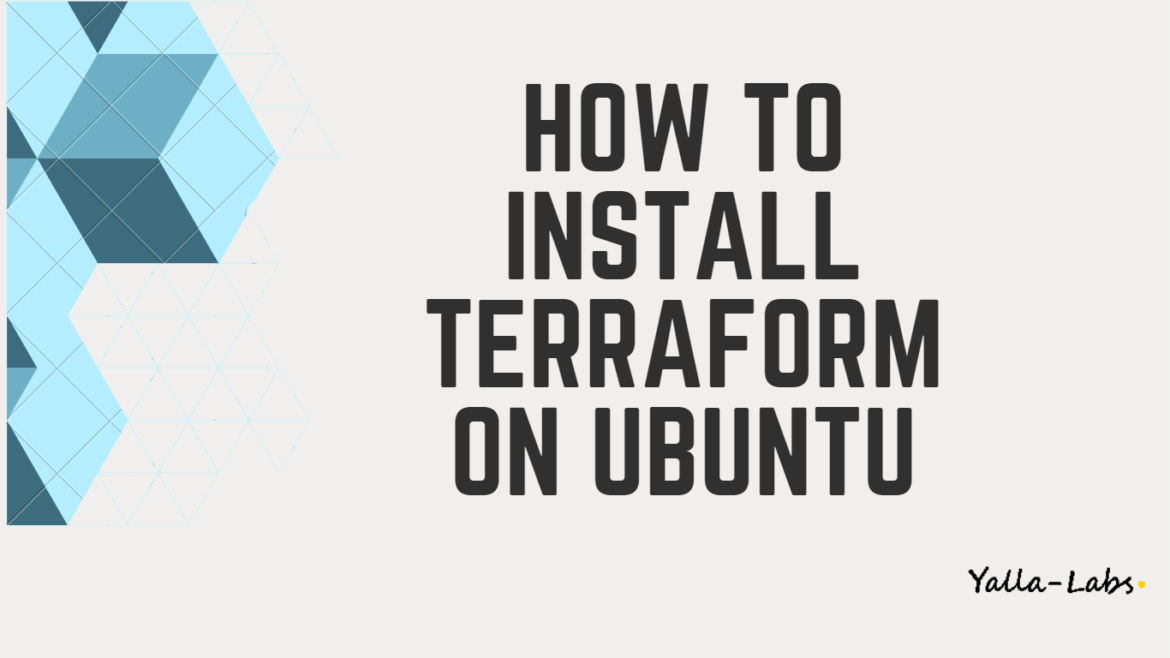 How to install terraform on ubuntu