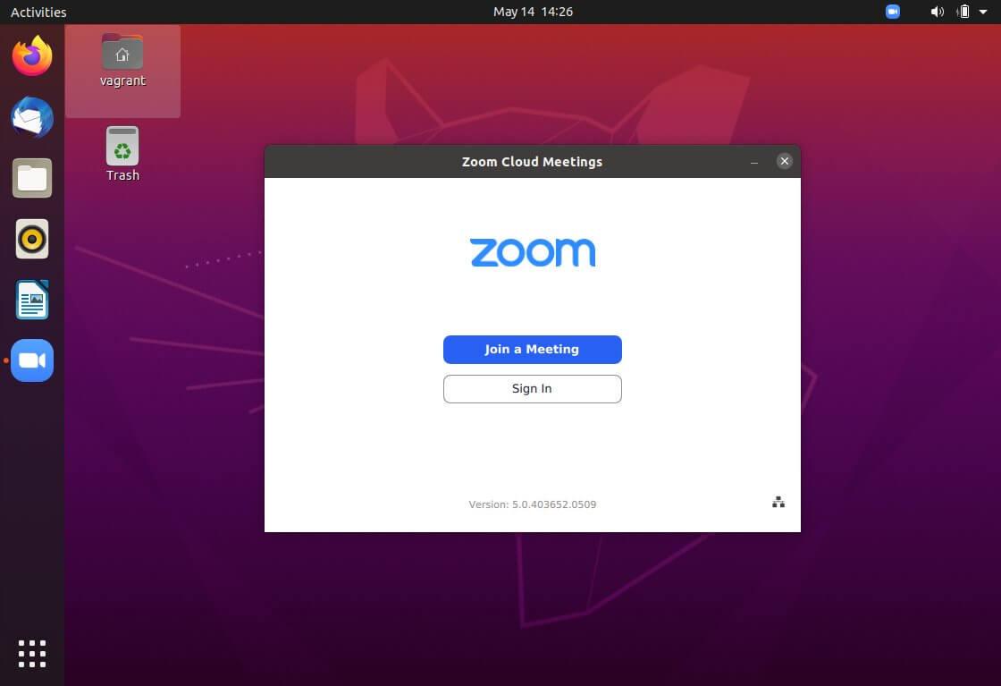 How to inatall zoom on ubuntu