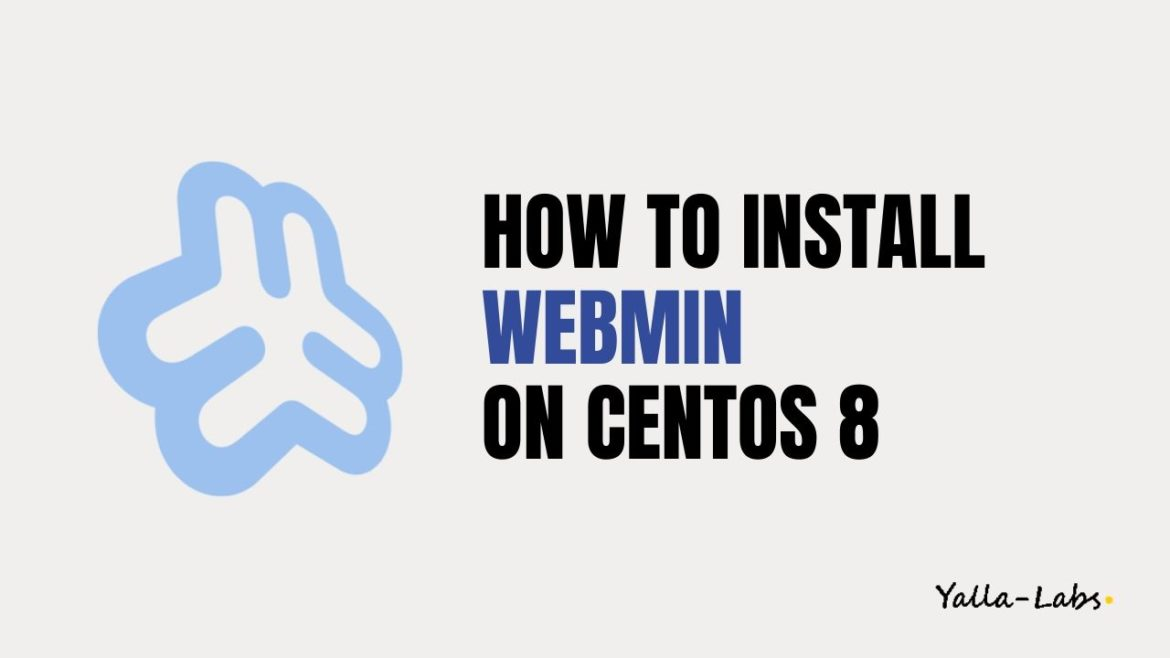 How to Install Webmin on CentOS 8