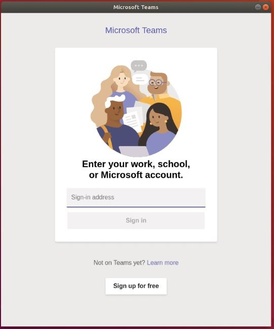 How to install microsoft teams app on ubuntu 20.04